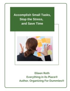 Accomplish Small Tasks