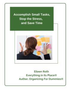 Accomplish Small Tasks