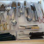 Silverware organizer